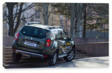 Duster, Renault Duster