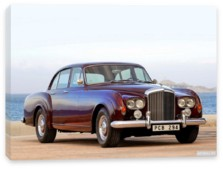 Bentley, Bentley S3 Continental Flying Spur Saloon by Mulliner '1963