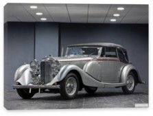 Logonda, Lagonda LG6 Rapide Drop Head Coupe '1938
