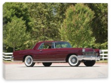 Lincoln, Lincoln Continental Mark II '1956-57