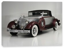 Packard, Packard Eight Coupe Roadster '1934