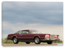 Lincoln, Lincoln Continental Mark IV Pucci Edition '1976