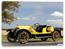 Cadillac, Cadillac Model 57 Raceabout '1918