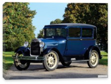Ford, Ford Model A Victoria (190А) '1930-31