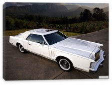 Lincoln, Lincoln Continental Mark V '1977-79