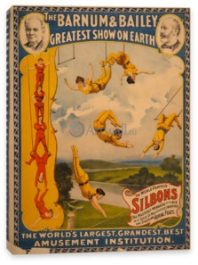 Цирк, The Adam Forepaugh & Sells Brothers, America's Greatest Shows Consolidated