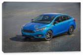 Focus Sedan, Ford Focus Sedan
