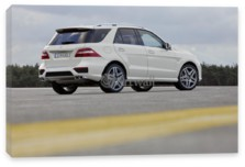 ML 63 AMG, Mercedes-Benz ML 63 AMG