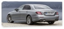 E Saloon, Mercedes-Benz E Saloon (2017		)