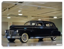 Cadillac, Cadillac Seventy-Five Fleetwood Limousine '1947