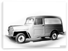 Willys, Willys Jeepster '1948-50