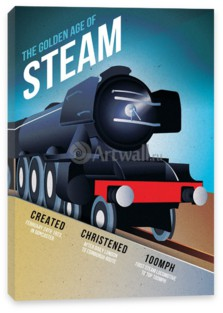 Туризм, Train Posters Celebrate 100th anniversary of Bradshaw's Continental Railway Guide 1
