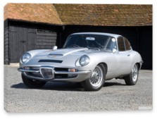 Jaguar, Jaguar Coombs E-Type GT by Frua (Series I) '1965