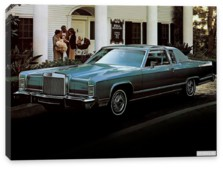 Lincoln, Lincoln Continental Town Coupe '1979