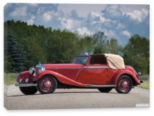 Mercedes-Benz, Mercedes-Benz 500K Drophead Coupe by Corsica '1936