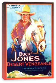 Кино, Buck Jones, Desert Vengeance.gif