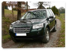 Freelander 2, Land Rover Freelander 2