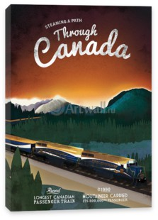 Туризм, Train Posters Celebrate 100th anniversary of Bradshaw's Continental Railway Guide 4