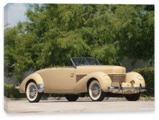 Cord, Cord 812 SC Convertible Coupe '1937