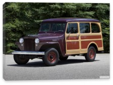 Willys, Willys Station Wagon '1949