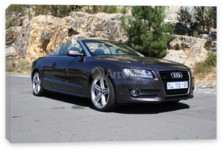 A5 Cabriolet, Audi A5 Cabriolet (арт. am1169)