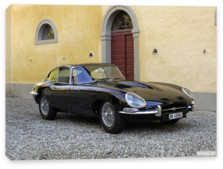 Jaguar, Jaguar E-Type Coupe (Series I) '1961-67 2