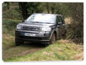 Freelander 2, Land Rover Freelander 2 (арт. am3426)