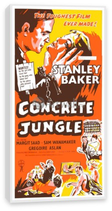 Кино, Concrete Jungle, The Toughest Film Ever Made, Stanley Baker