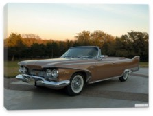 Plymouth, Plymouth Fury Convertible '1960