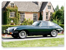 Jaguar, Jaguar E-Type Fixed Head Coupe (Series II) '1968-71