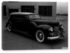 Lincoln, Lincoln K Sunshine Special Presidential Convertible Limousine '1939