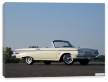Plymouth, Plymouth Fury Convertible '1961