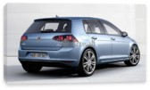 Golf 5D, Volkswagen Golf 5D (арт. am2676)