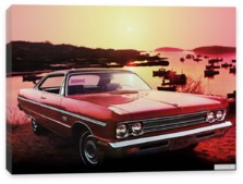 Plymouth, Plymouth Fury III 2-door Hardtop '1969