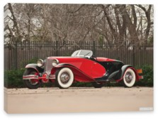 Cord, Cord L29 Speedster by LaGrande '1930