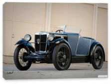 MG, MG NB Magnette Airline Coupe by Allingham '1935