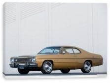 Plymouth, Plymouth Gold Duster '1973