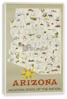 Туризм, Arizona, Vacation State of the Nation
