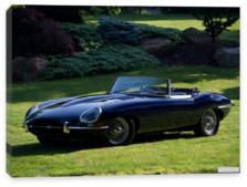 Jaguar, Jaguar E-Type Open Two Seater (Series I) '1961-67