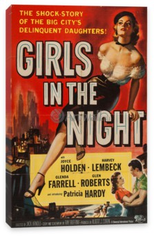 Кино, Girls in the Night, The Shock Story of the Big City's Delinquent Daughters