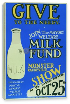 Кино, Give to the Needy, The Mayor's Welfare Milk Fund, Monster Vaudeville Show