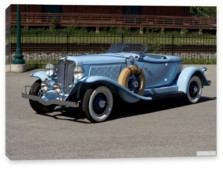 Auburn, Auburn Eight Boattail Speedster '1931