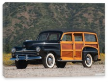 Ford, Ford V8 Super Deluxe Station Wagon (89A-79B) '1948
