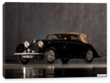 MG, MG TA Airline Coupe by Allingham '1936