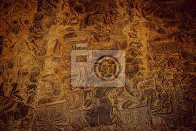 Постер Цивилизация древнего храмаНаскальные рисунки<br>Постер на холсте или бумаге. Любого нужного вам размера. В раме или без. Подвес в комплекте. Трехслойная надежная упаковка. Доставим в любую точку России. Вам осталось только повесить картину на стену!<br>
