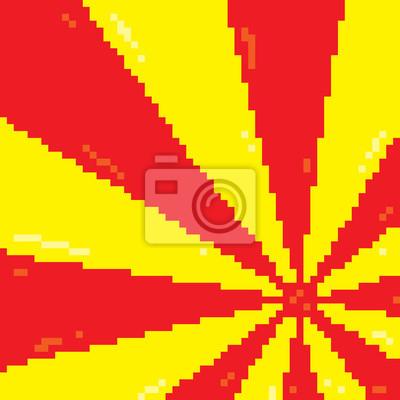Постер-картина Пиксель-арт Японский каваи пиксель арт стиль векторный фонПиксель-арт<br>Постер на холсте или бумаге. Любого нужного вам размера. В раме или без. Подвес в комплекте. Трехслойная надежная упаковка. Доставим в любую точку России. Вам осталось только повесить картину на стену!<br>