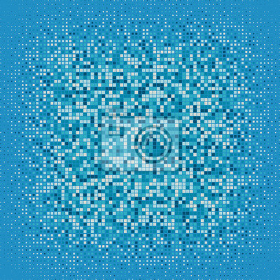 Постер-картина Пиксель-арт Абстрактный полутоновых фон. Неровной Эффект. Геометрических фон с квадратами. Векторные иллюстрацииПиксель-арт<br>Постер на холсте или бумаге. Любого нужного вам размера. В раме или без. Подвес в комплекте. Трехслойная надежная упаковка. Доставим в любую точку России. Вам осталось только повесить картину на стену!<br>