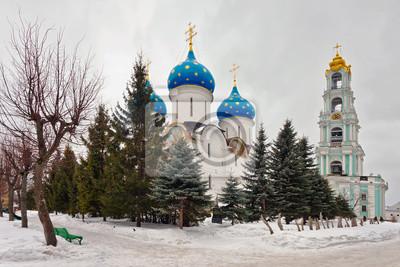 Постер Сергиев Посад