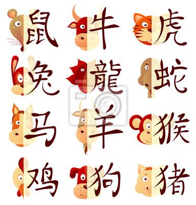 Постер-картина Иероглифы Китайские знаки зодиака иероглифы каллиграфияИероглифы<br>Постер на холсте или бумаге. Любого нужного вам размера. В раме или без. Подвес в комплекте. Трехслойная надежная упаковка. Доставим в любую точку России. Вам осталось только повесить картину на стену!<br>