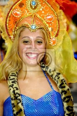 Танцовщица de carnaval, 20x30 см, на бумагеКарнавал в Рио-де-Жанейро<br>Постер на холсте или бумаге. Любого нужного вам размера. В раме или без. Подвес в комплекте. Трехслойная надежная упаковка. Доставим в любую точку России. Вам осталось только повесить картину на стену!<br>